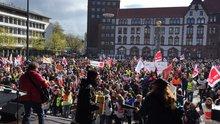 Warnstreik in Dortmund