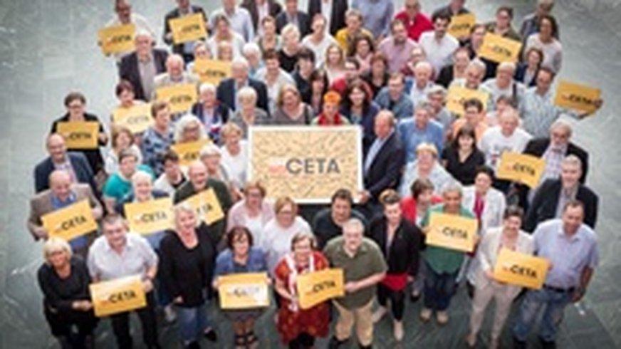 Auf zu den Herbstdemos gegen CETA und TTIP