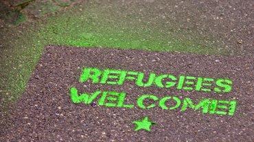 Flüchtlingskonferenz