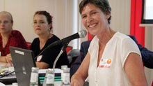 NRW Selbstständigentag 2016 Kathy Ziegler