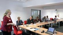 NRW Selbstständigentag 2016 Workshop Selbstmarketing