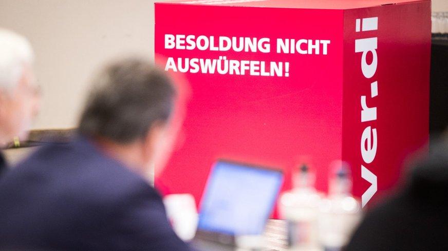 Neues Dienstrecht NRW