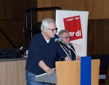 Jürgen Weiskirch, Bezirksgeschäftsführer