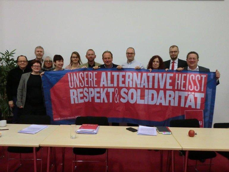 Verdi-Bundesvorstand