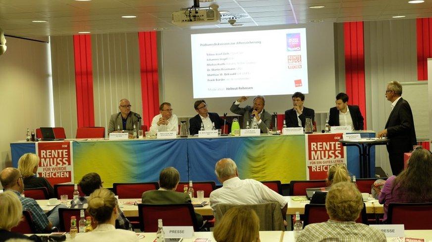 Rentenkonferenz