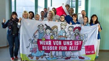 Tarifvertrag Entlastung für das SRH Klinikum Karlsbad-Langensteinbach