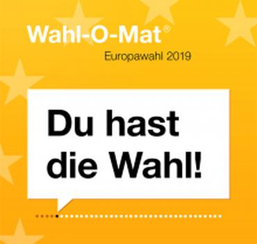 Der Wahl-O-Mat zur Europawahl