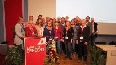 Delegierte aus NRW auf der Bundesbeamtenkonferenz