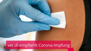 Corona-Impfung, Empfehlung