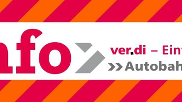 Das ver.di-Cover in der Autobahn GmbH