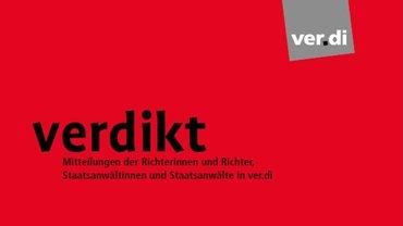 Das Cover der ver.dikt