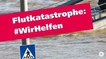 Flutkatastrophe #WirHelfen - Teaser