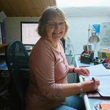 Bärbel, Journalistin und Medienwissenschaftlerin in Attendorn