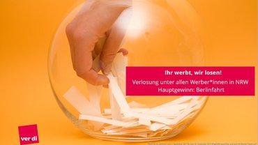 Verlosung aktive NRW