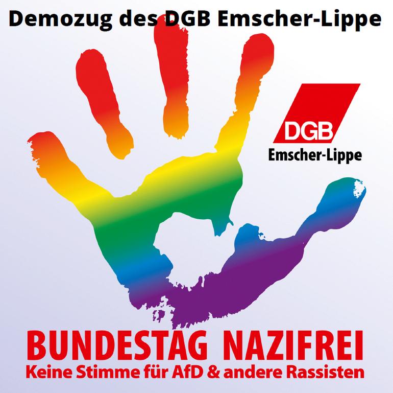 """Gelsenkirchen """"Laut gegen Rechts"""""""