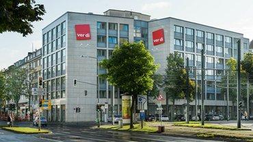 Ver.di Landesbezirk NRW, Karlstraße 123 - 127, 40210 Düsseldorf
